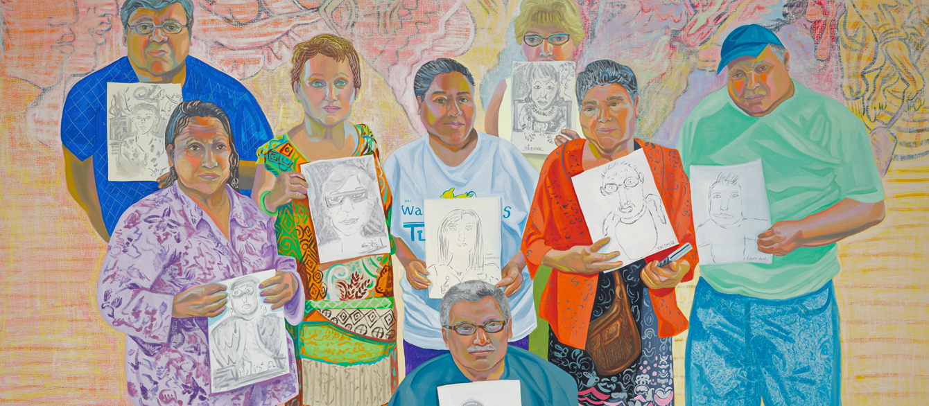 Can art help make undocumented immigrants more visible