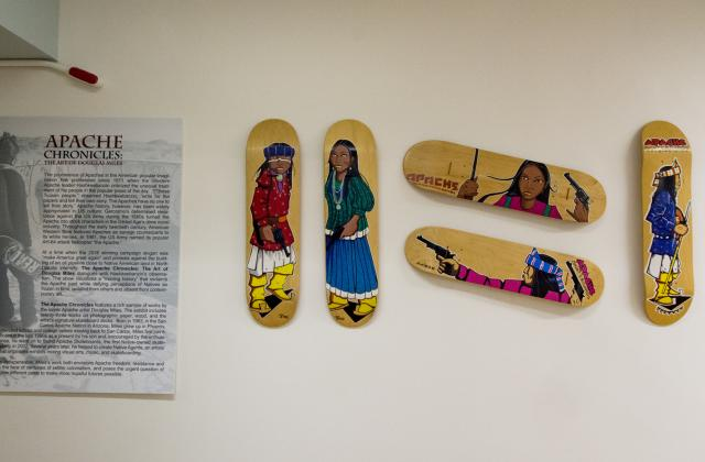Can skateboard art fight stereotypes?