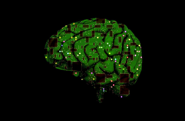 Brain implants and artificial intelligence merge