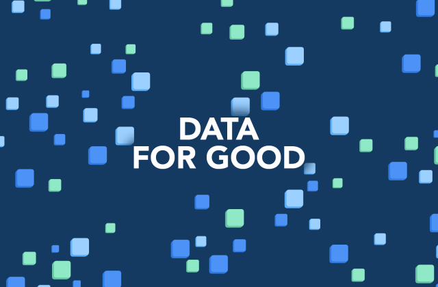 Data For Good - Data and Society is a Columbia Commitment